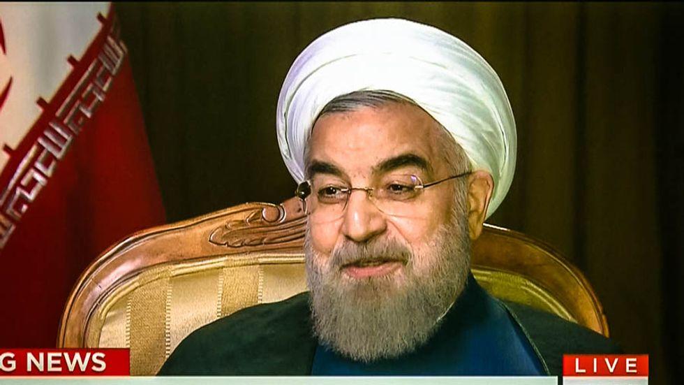Iran hints open to possible tanker swap, nuclear talks