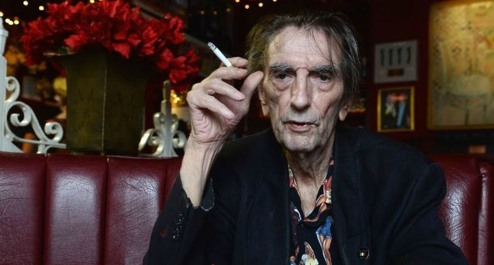 'Twin Peaks' and 'Repo Man' star Harry Dean Stanton has died at age 91