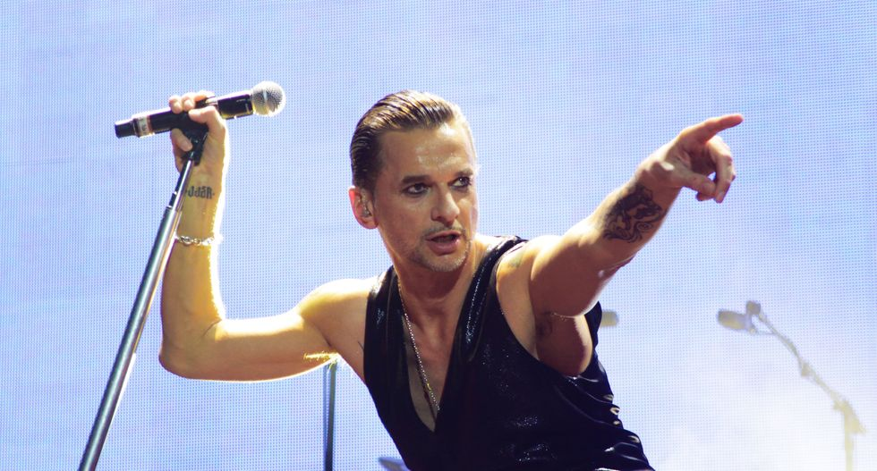 Depeche Mode shoots down Richard Spencer's 'ridiculous claim' they're 'the official band of the alt-right'