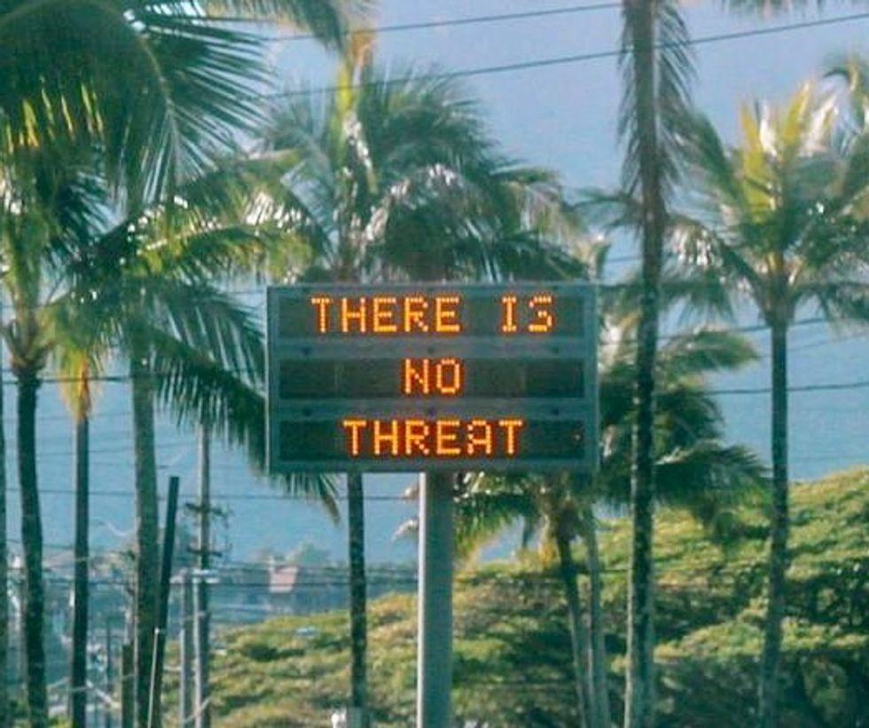 US report blames Hawaii missile scare on human error, poor safeguards