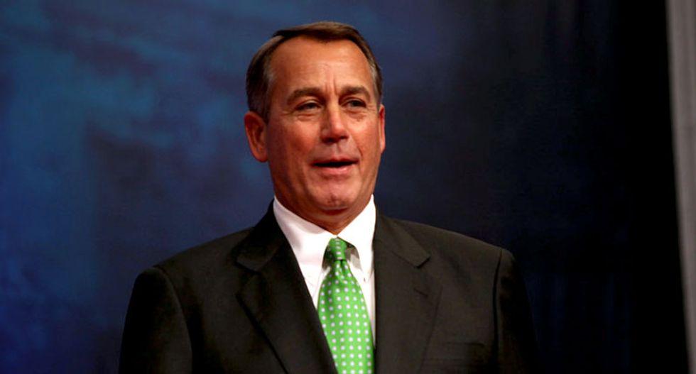 Former GOP House Speaker John Boehner just announced he has 'evolved' -- and will start selling weed