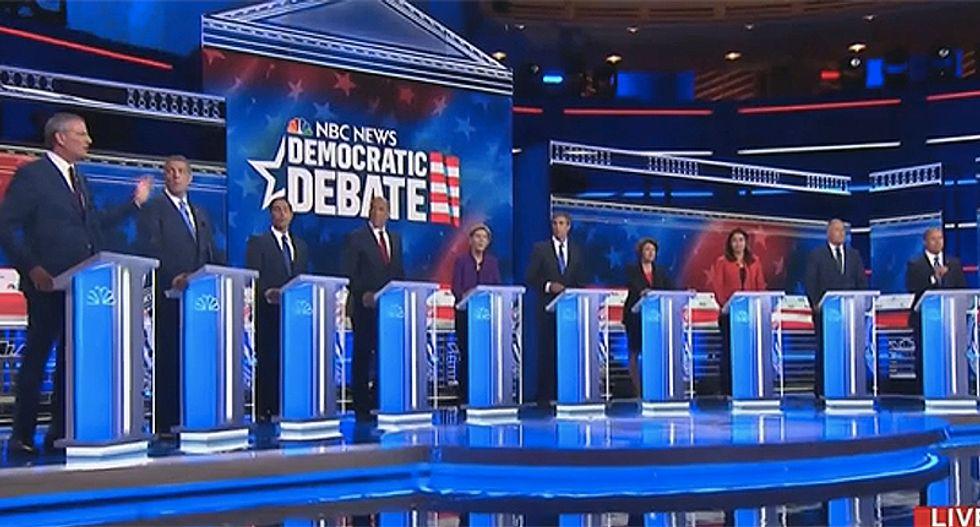 Houston to host third debate in Democratic presidential primary