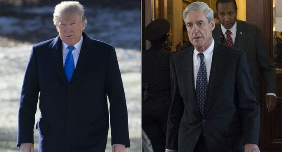 'Trump would have to climb a tall ladder to shine Mueller's shoes': Ex-CIA chief