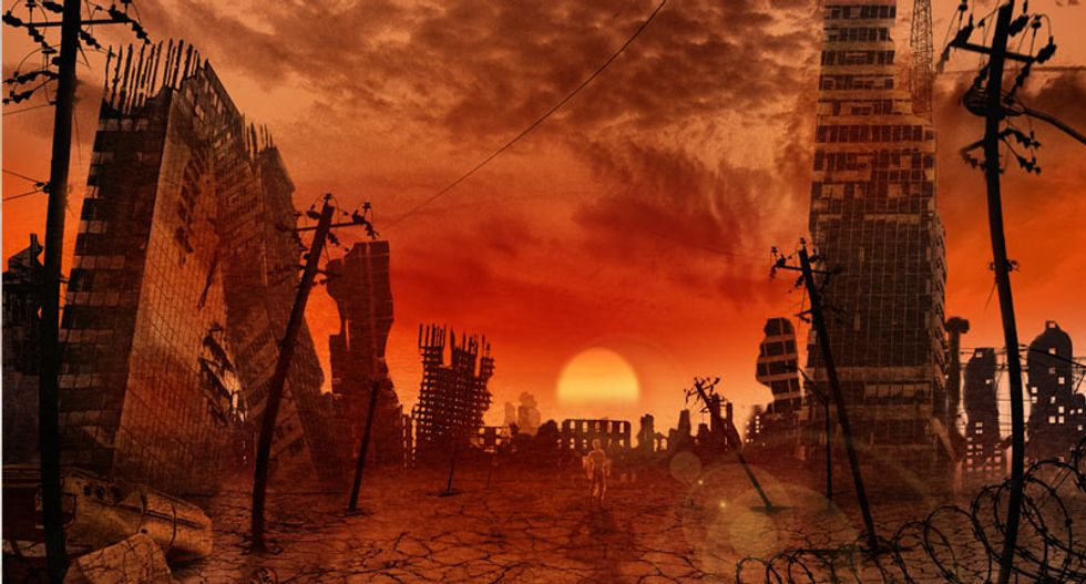 Christian group says the world will be permanently 'annihilated' on Wednesday