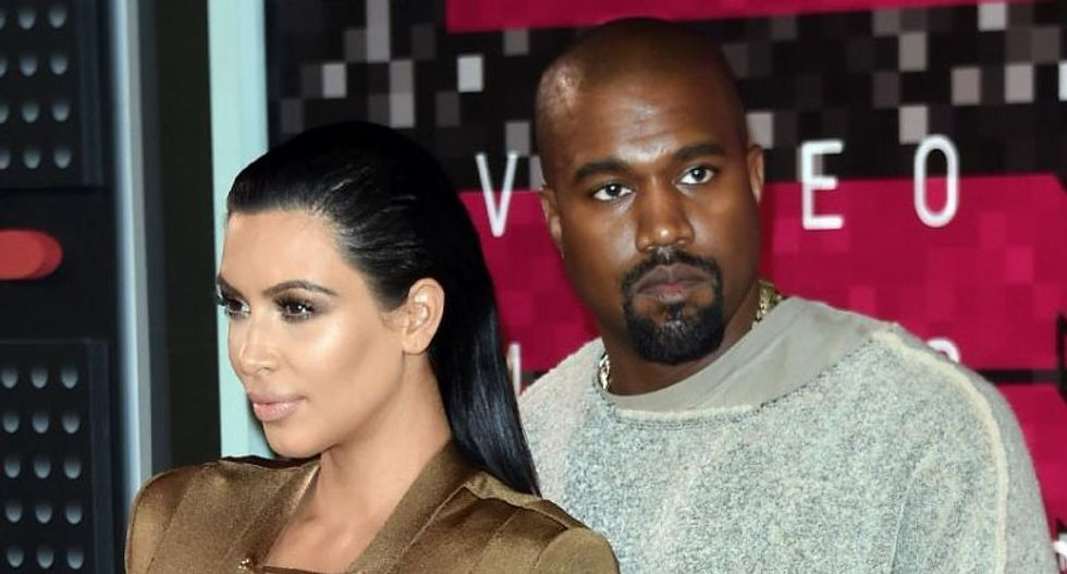 Kim Kardashian's ex texts CNN reporter to say he 'concerned' about Kanye's behavior