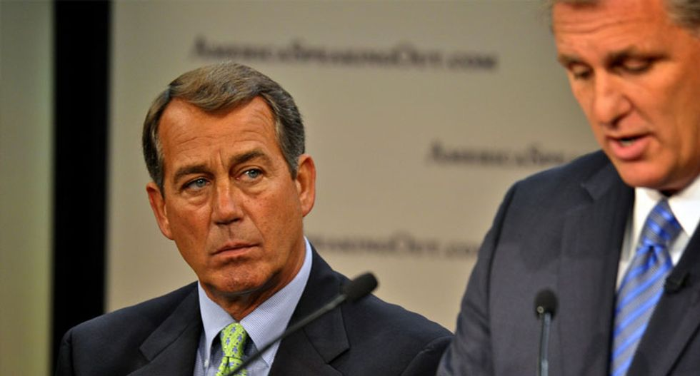 An historian explains the real reason Republicans can't find a Speaker of the House