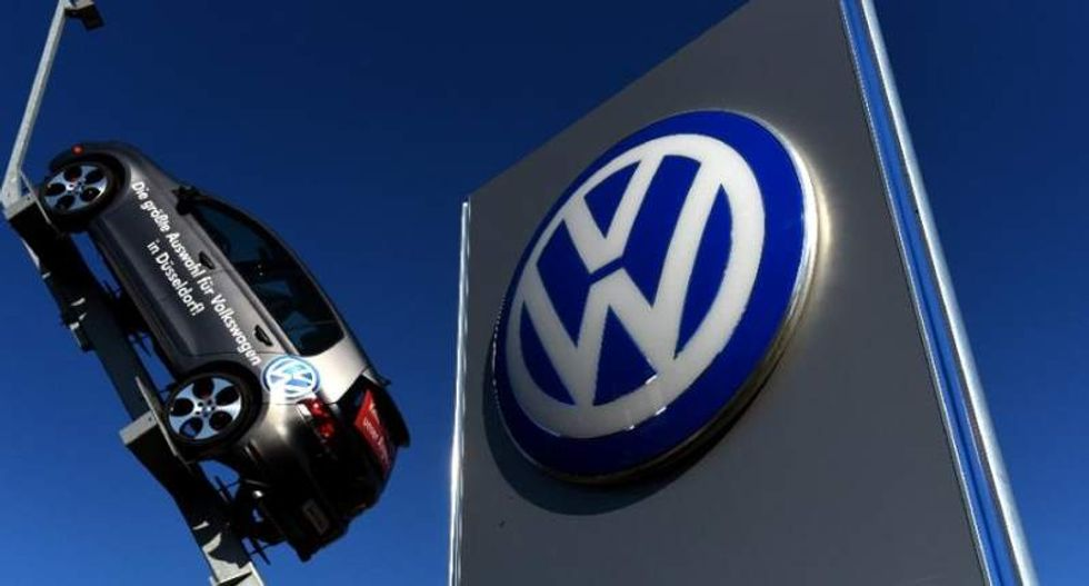 US auto workers at VW plant reject bid to unionize