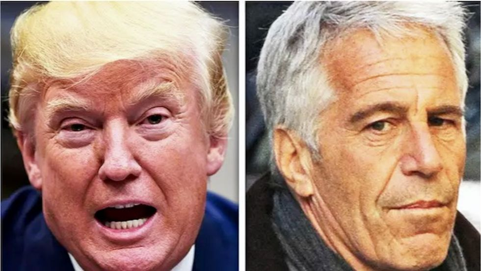 White House aides cringed after hearing about Epstein suicide -- knowing Trump would push conspiracy rumors