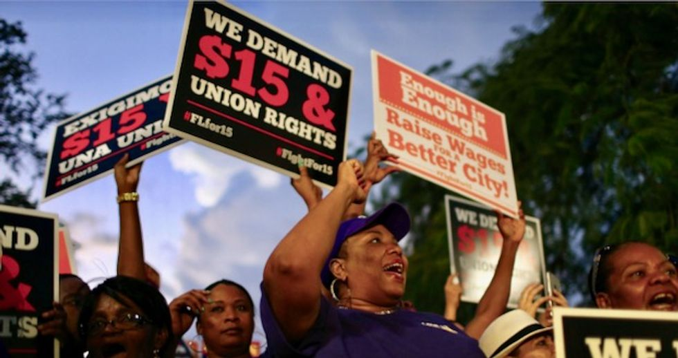 CBO analysis shows $15 federal minimum wage would raise pay for 27 million workers and lift 1.3 million out of poverty