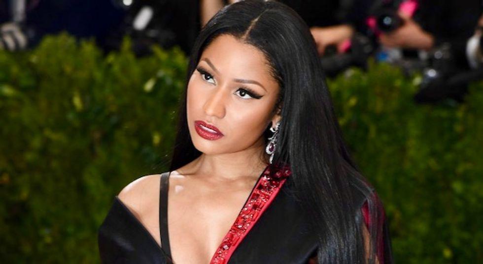 Nicki Minaj cancels Saudi concert over women's rights concerns
