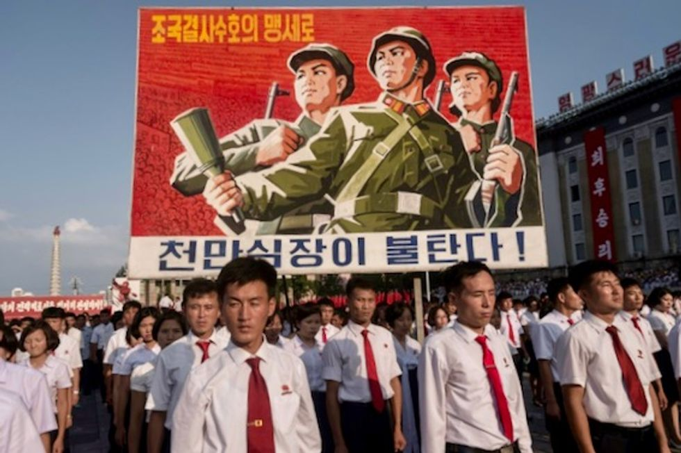 Koreas mark war anniversary in mood of detente, North drops anti-US rhetoric
