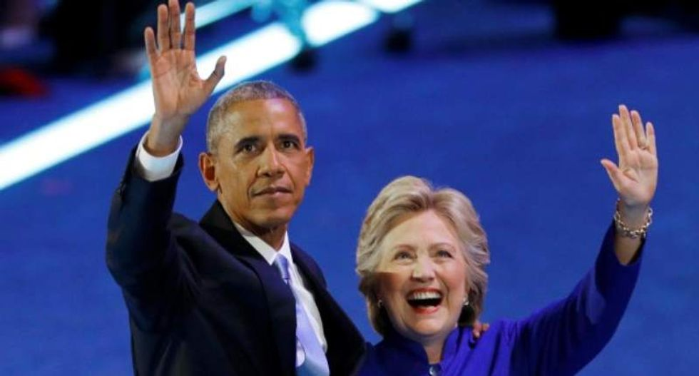 Obama warns Dems: We should be 'running scared' until after Clinton wins election