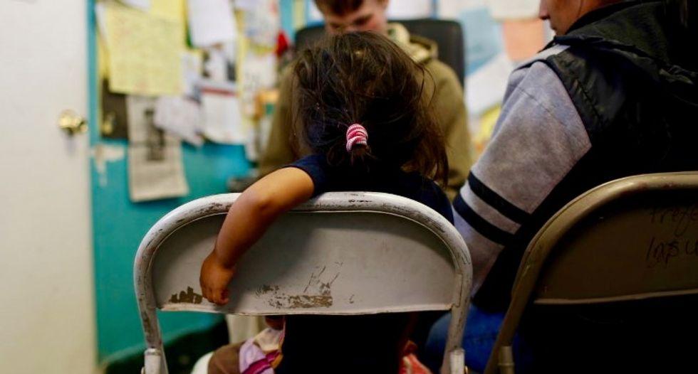ACLU seeks injunction to block immigrant families' separations
