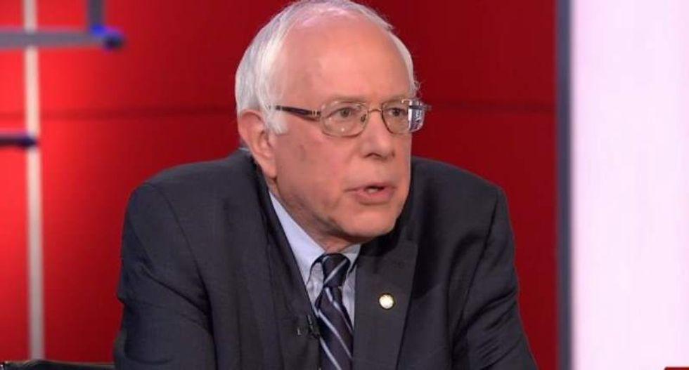 A scoop of Sanders: Ben & Jerry's unveils 'Bernie's Yearning' ice cream flavor