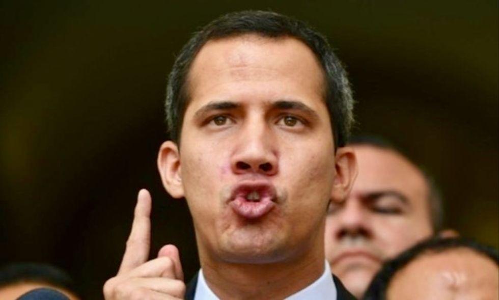 Venezuela attorney general seeks to declare Juan Guaido party 'terrorist organization'