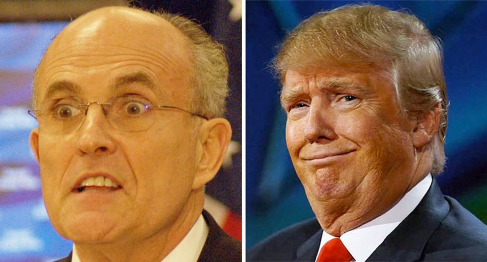 Rudy Giuliani will be charged — or it means AG Bill Barr 'is protecting him': Ex-prosecutor