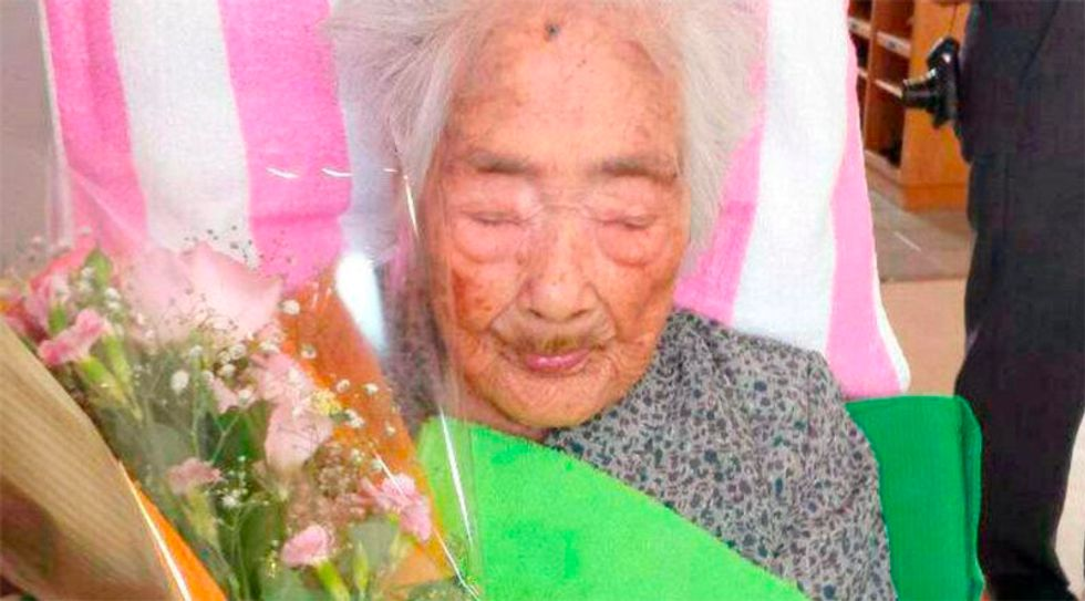 World's 'oldest person' dies in Japan aged 117