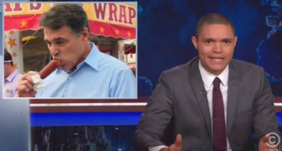 A pissed-off Trevor Noah opens a can of whoop-ass on the Iowa GOP — and it's beautiful