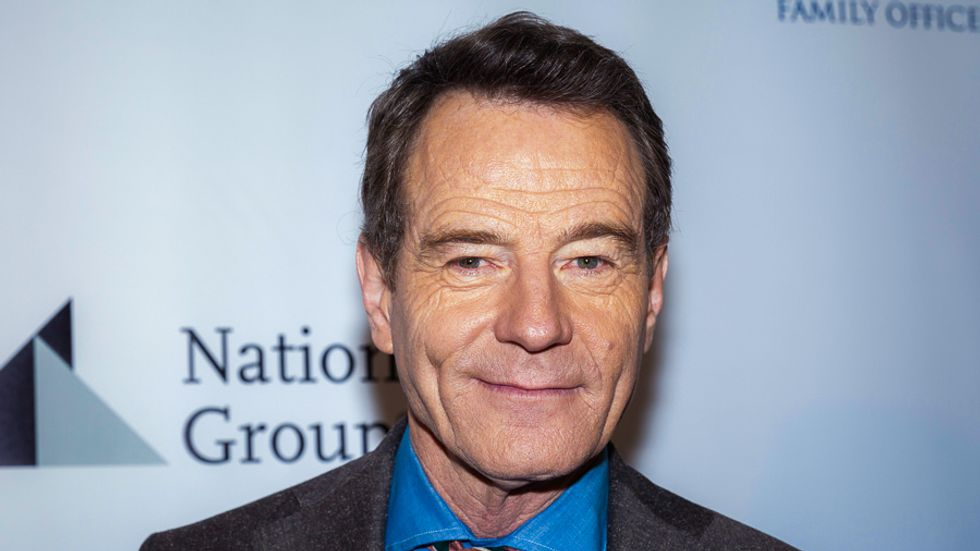 Bryan Cranston has three words for Dick Cheney: 'Shame on you' for what you did to America