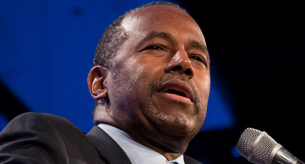 Ben Carson reveals new unwritten HUD plan to staff to 'heal the nation' -- with zero specifics on how