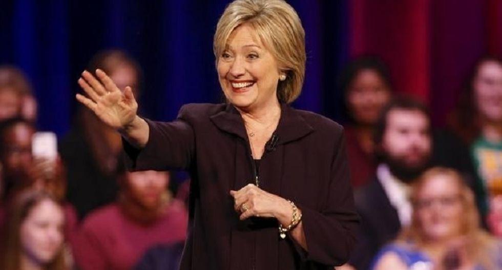 Hillary Clinton wins Democratic primary in Massachusetts