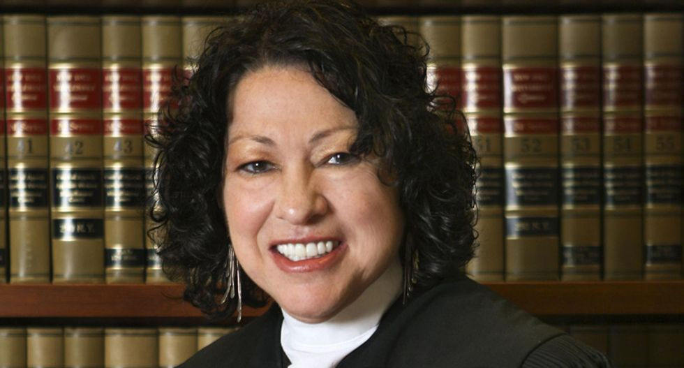 Sotomayor rips Supreme Court for letting cops get away with a 'shoot first, think later' approach to violence