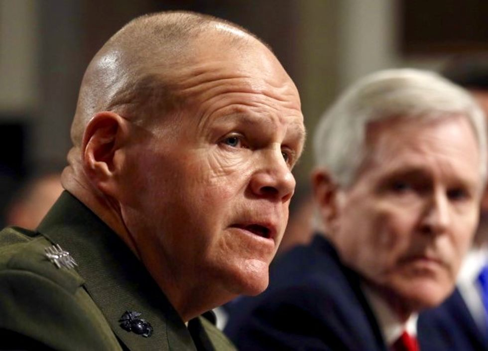 Top US Marine vows accountability, asks victims to come forward