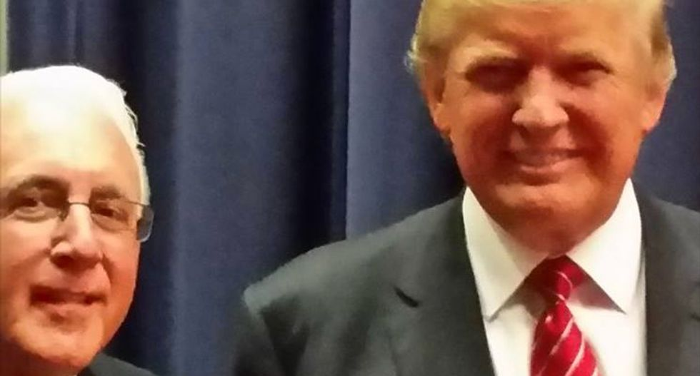 Trump appointee who called the Obamas radical Islamists and tweeted anti-Muslim statements canned