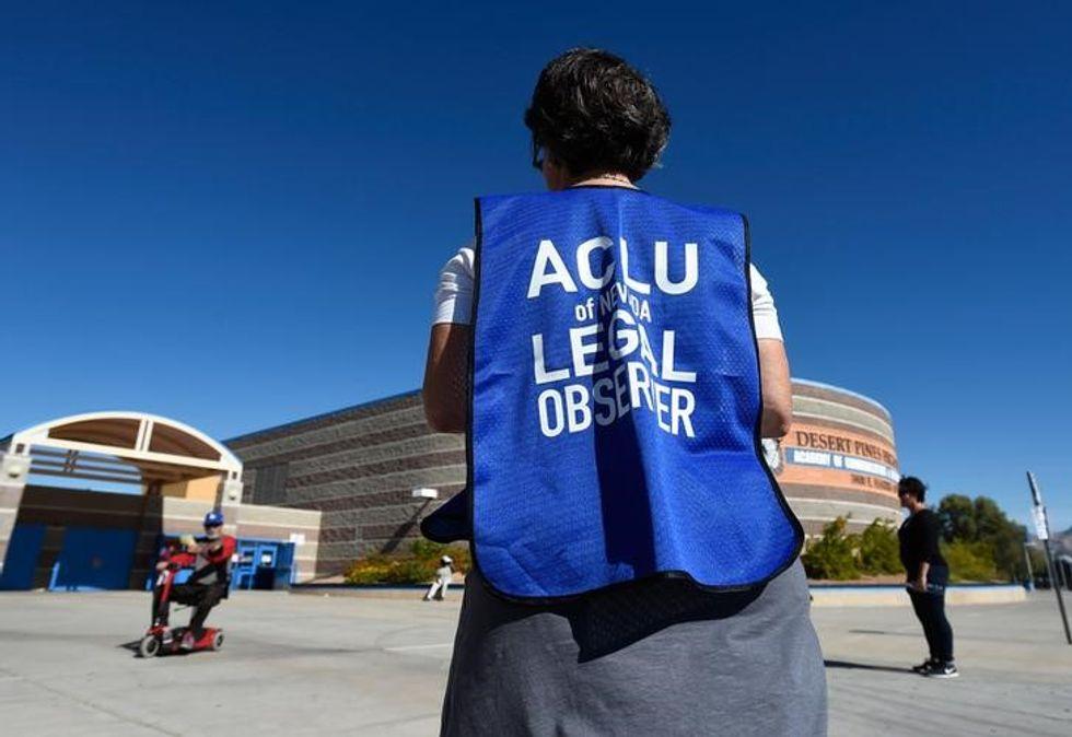 'People are wide awake': Civil liberties group ACLU seeks to ride groundswell of anti-Trump energy