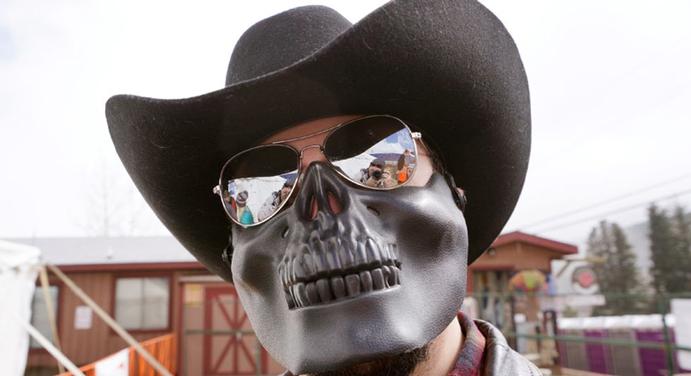 Sleepy Colorado town comes alive during 'Frozen Dead Guy Days'