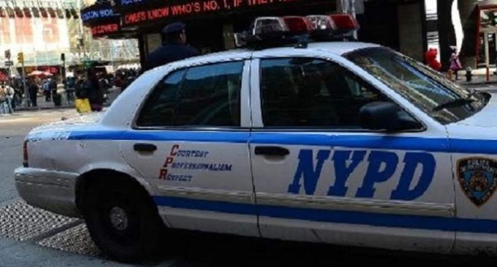 New York City police association wages 'war' on mayor after he posts touching message about assassinated cop