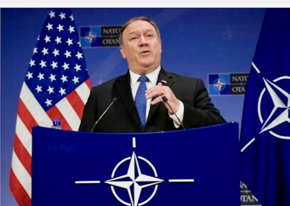 The Ukraine scandal couldn't have happened without Pompeo knowing: Ex-State Department official