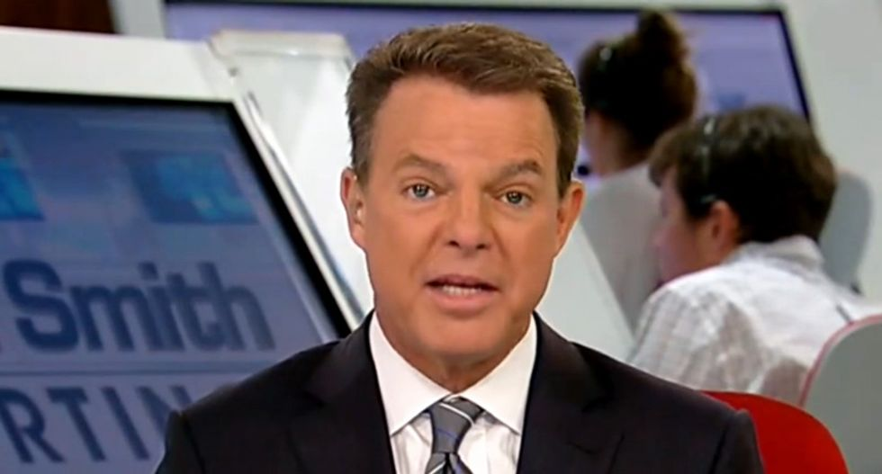 Shep Smith out at Fox News -- two days after Bill Barr's meeting with Rupert Murdoch