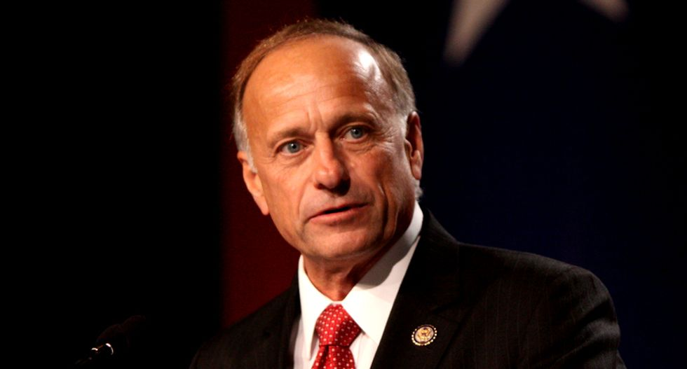 FLASHBACK: Steve King sought 'Chinese masseuse' at Moscow hotel where Trump allegedly hired sex workers
