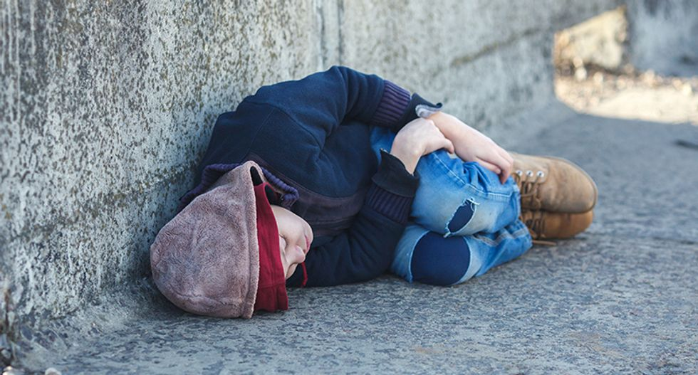 Los Angeles officials stunned as homeless population jumps by 12 percent in just one year