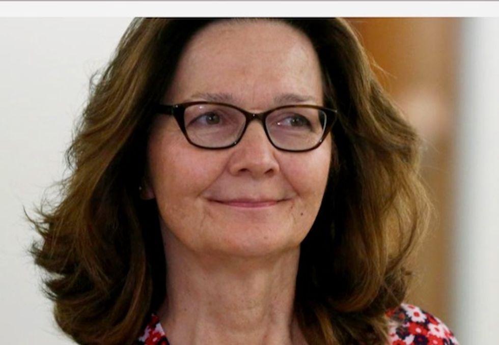 Democrats seek more records on Trump's choice to head CIA Gina Haspel