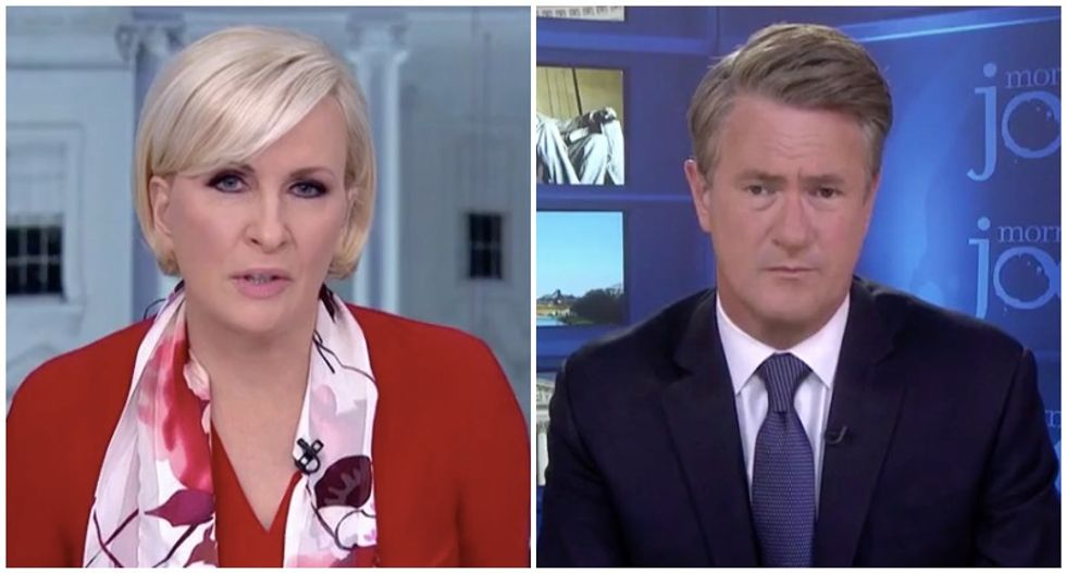 MSNBC's Joe and Mika unload on Kellyanne Conway for gloating over NY AG Schneiderman resignation