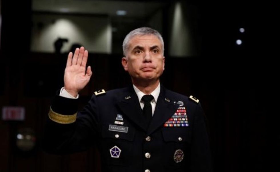 Pentagon's Cyber Command gets upgraded status, new leader