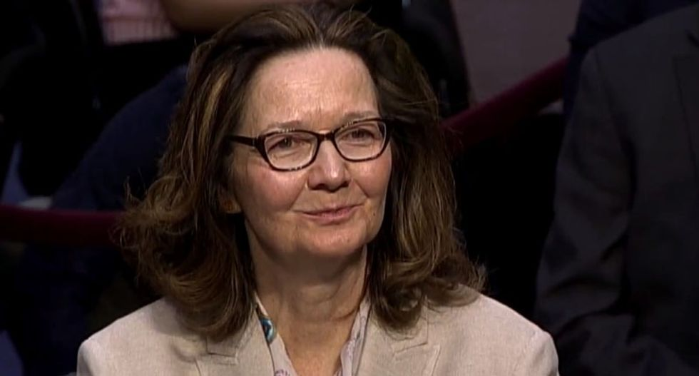 WATCH LIVE: Gina Haspel -- Trump's pick for CIA director -- to testify during Senate confirmation hearing