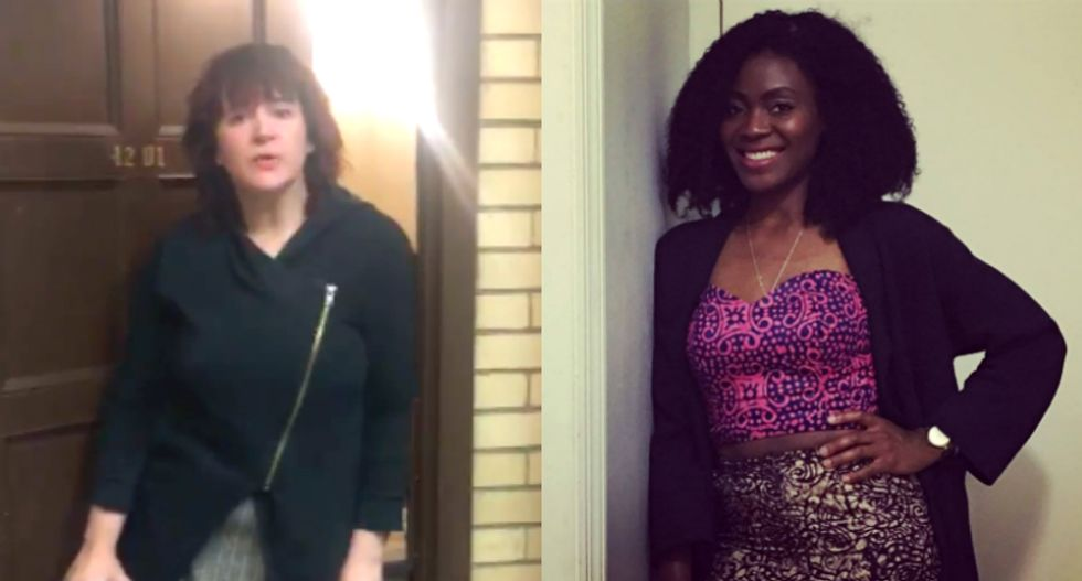 White Yale student reports black classmate to campus police for napping in a dorm common room