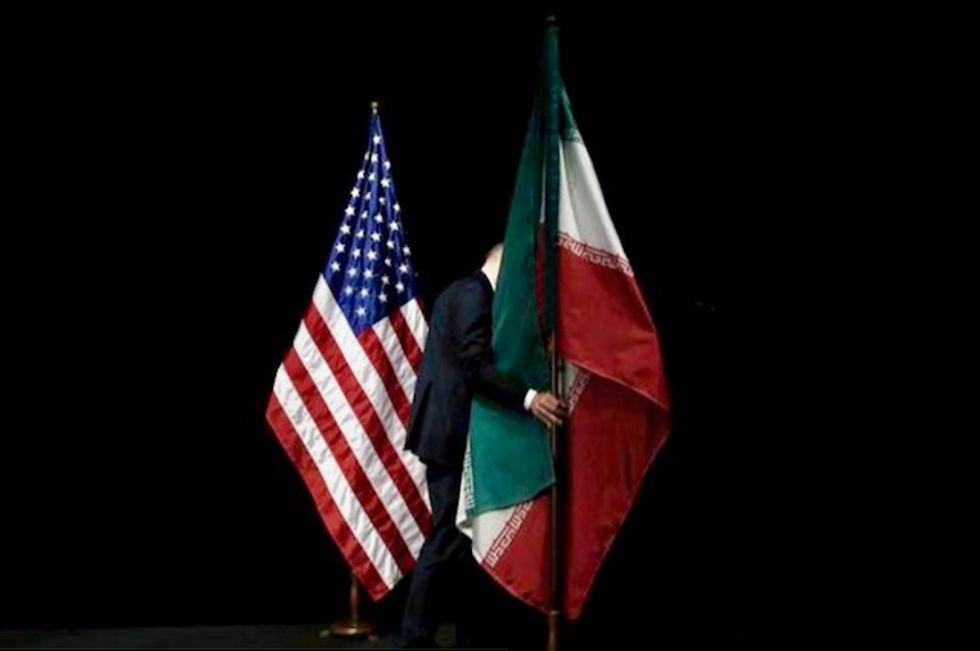 As Trump leaves Iran deal, families of Americans jailed in Iran urge talks