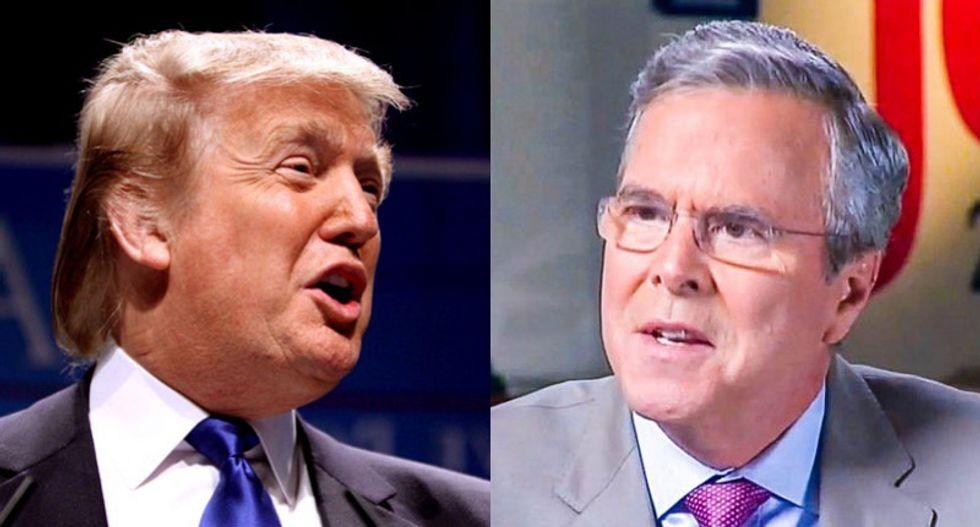 Jeb Bush slams Trump's handling of coronavirus pandemic: 'A leader needs to be transparent!'