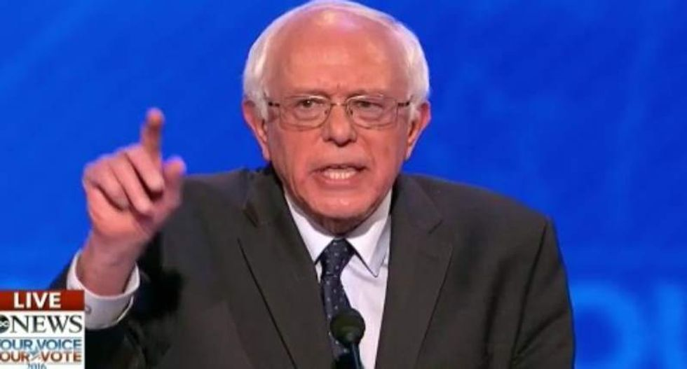 Bernie Sanders calls for resignation of Michigan governor: 'The people of Flint deserve more than an apology'