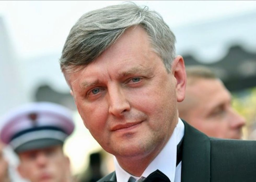 Putin has put Russia back 'in the Middle Ages' says top director Sergei Loznitsa
