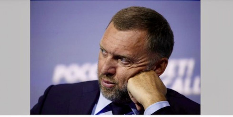 US sanctions force Russia tycoon to hand back jets