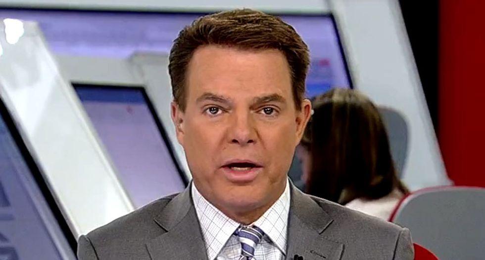 Fox News' Shep Smith brutally fact-checks Trump's self-pardon claim by reading the Constitution aloud -- on live TV