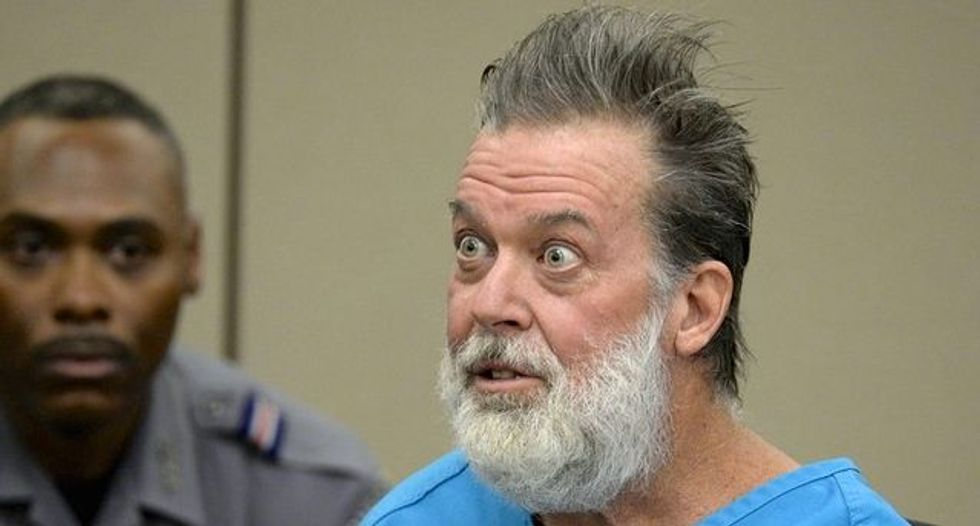 Colorado clinic shooter still mentally incompetent to stand trial: hospital
