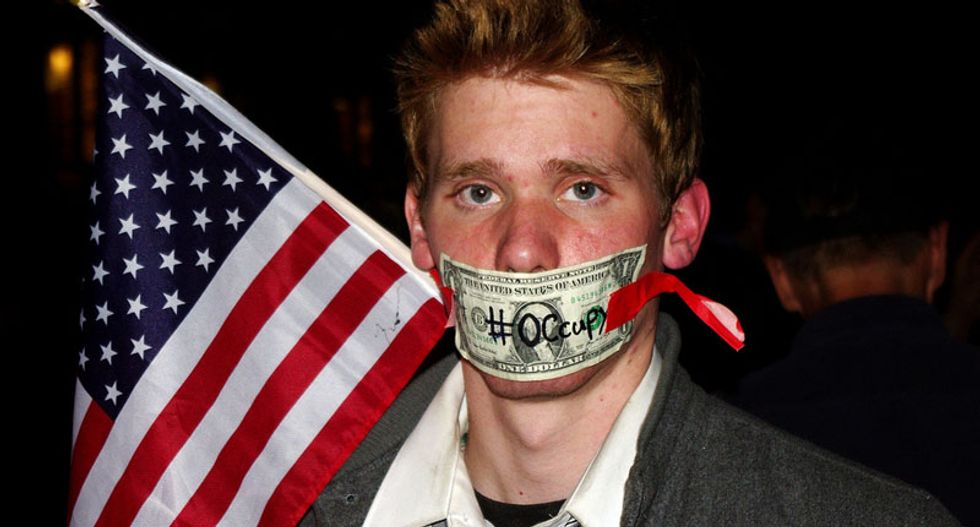 REVEALED: The inside story on what really caused the Occupy Wall Street movement to collapse