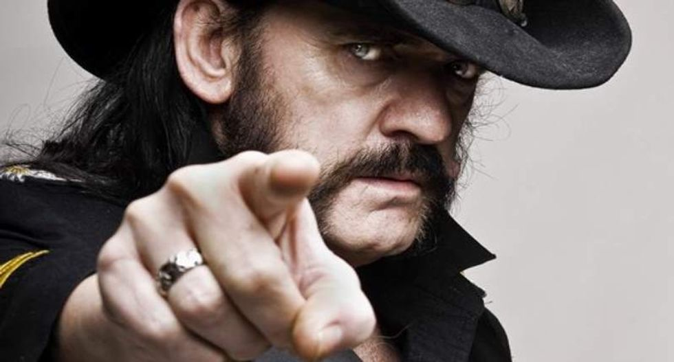 Fans remember legendary Motörhead frontman Lemmy at Hollywood memorial service