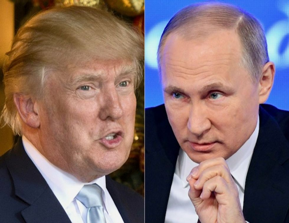'Sex is probably the one thing you can't blackmail Donald Trump over': Steele dossier producer discusses Russia's -- and Trump's -- corruption